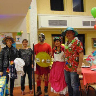 Le carnaval du comité des fêtes de Labège