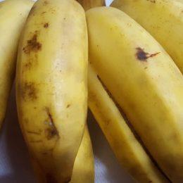 Bananes pommes