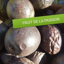 Fruits de la passion du BRESIL