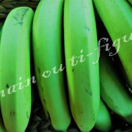 Bananes à cuire